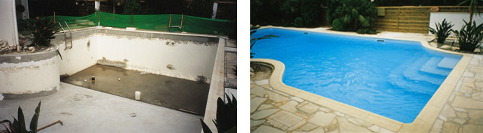 Piscines desjoyaux sorgues cavaillon et orange nos for Renovation piscine desjoyaux